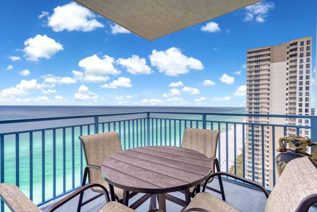 16701 Front Beach Road #2007, Panama City Beach, FL 32413 (MLS #691191) :: Counts Real Estate Group