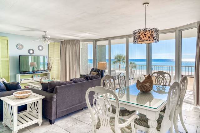 10517 Front Beach Road #107, Panama City Beach, FL 32407 (MLS #691320) :: Counts Real Estate Group, Inc.