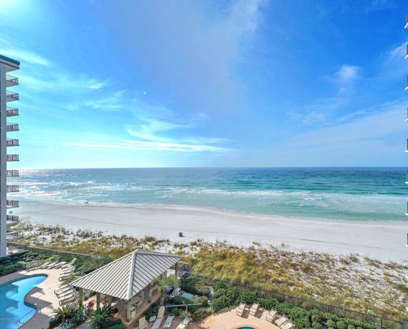6323 Thomas Drive 605B, Panama City Beach, FL 32408 (MLS #691331) :: Counts Real Estate Group, Inc.