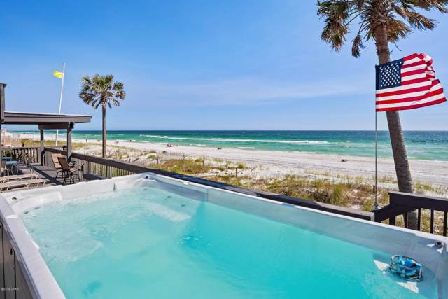 5427 Gulf Drive, Panama City Beach, FL 32408 (MLS #691357) :: Keller Williams Emerald Coast