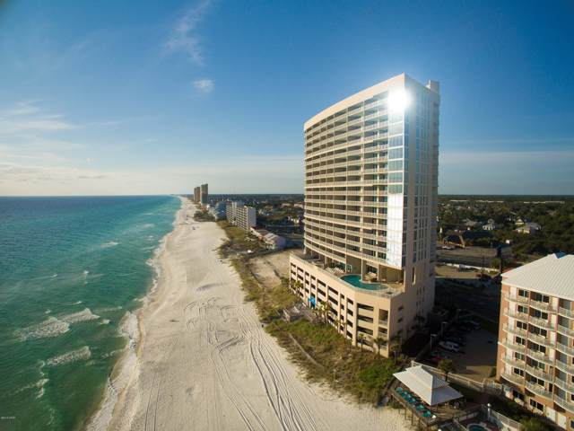 17281 Front Beach Road #1501, Panama City Beach, FL 32413 (MLS #691412) :: ResortQuest Real Estate