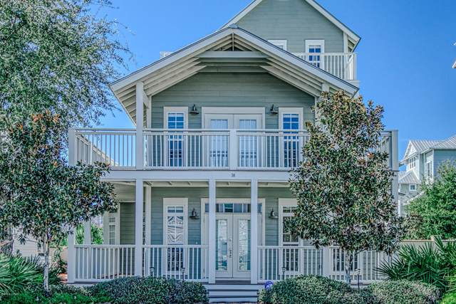 34 S Grande Pointe Drive, Inlet Beach, FL 32461 (MLS #691440) :: Scenic Sotheby's International Realty