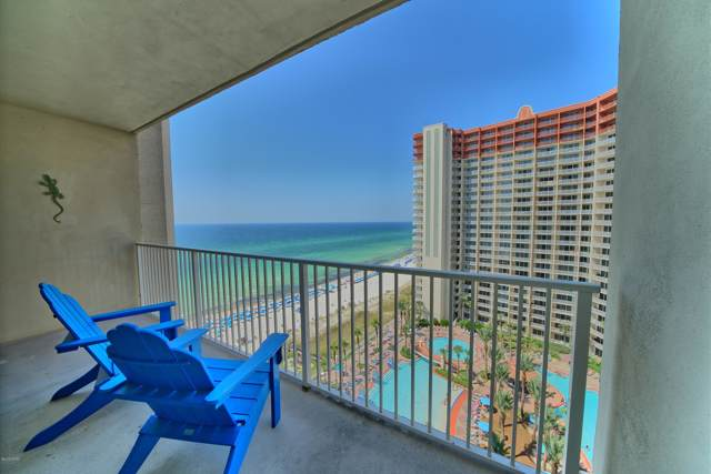9900 S Thomas Drive #1326, Panama City Beach, FL 32408 (MLS #691459) :: ResortQuest Real Estate