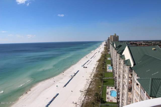 9900 Thomas Drive #1701, Panama City Beach, FL 32408 (MLS #691478) :: Counts Real Estate Group