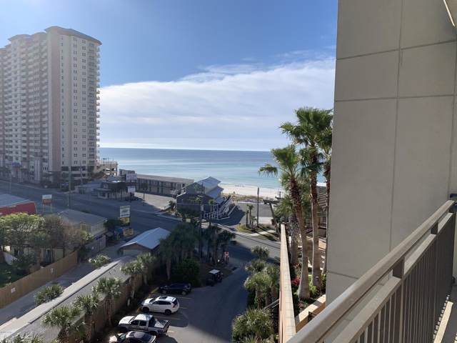 15100 Front Beach Road #629, Panama City Beach, FL 32413 (MLS #691519) :: Counts Real Estate Group