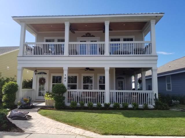 107 Turtle Cove, Panama City Beach, FL 32413 (MLS #691543) :: ResortQuest Real Estate