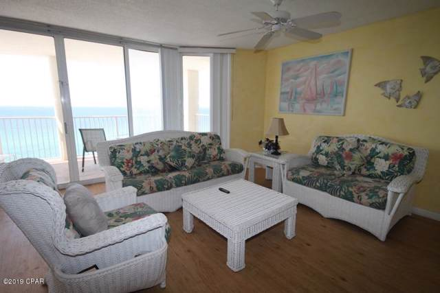 10515 Front Beach Road #1303, Panama City Beach, FL 32407 (MLS #691551) :: Team Jadofsky of Keller Williams Realty Emerald Coast