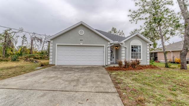 1413 Maine Avenue, Lynn Haven, FL 32444 (MLS #691714) :: Counts Real Estate Group