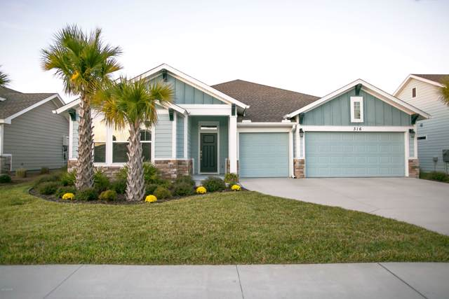 316 Johnson Bayou Drive, Panama City Beach, FL 32407 (MLS #691745) :: Counts Real Estate Group