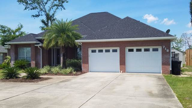 718 Radcliff Avenue, Lynn Haven, FL 32444 (MLS #691747) :: Counts Real Estate Group