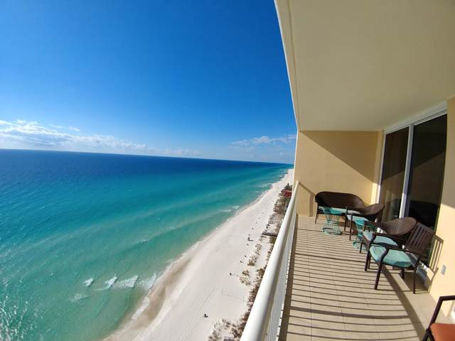 10811 Front Beach Road #2205, Panama City Beach, FL 32407 (MLS #691755) :: Counts Real Estate Group