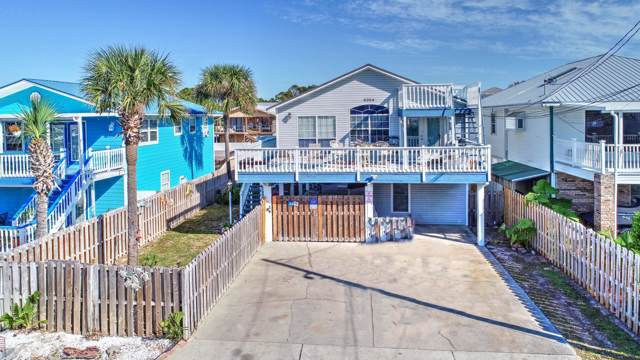 6004 Beach Drive, Panama City Beach, FL 32408 (MLS #691758) :: Counts Real Estate Group, Inc.