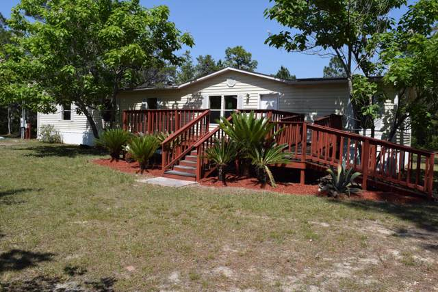 60 Taurus Drive, Santa Rosa Beach, FL 32459 (MLS #691778) :: Scenic Sotheby's International Realty