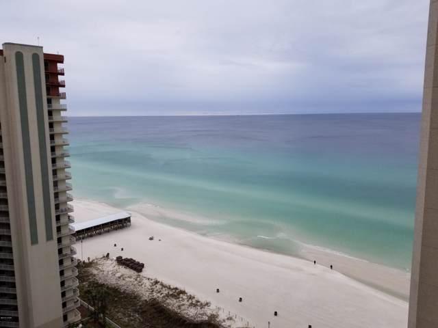 9900 S Thomas Drive #1908, Panama City Beach, FL 32408 (MLS #691795) :: CENTURY 21 Coast Properties
