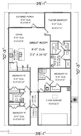 498 Eagle Lake Way Lot 1084, Panama City, FL 32404 (MLS #691812) :: Scenic Sotheby's International Realty