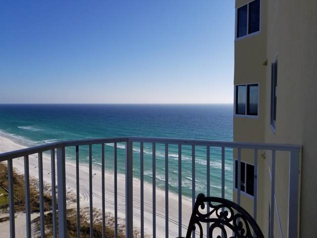 9450 S Thomas Drive 1900E, Panama City Beach, FL 32408 (MLS #691873) :: ResortQuest Real Estate