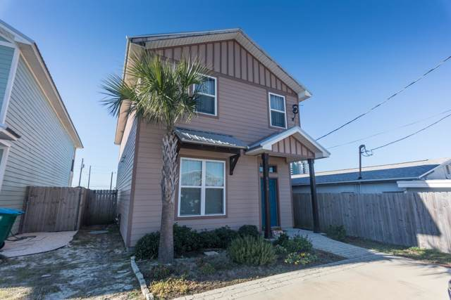 6009 Beach Drive, Panama City Beach, FL 32408 (MLS #691958) :: Counts Real Estate Group, Inc.