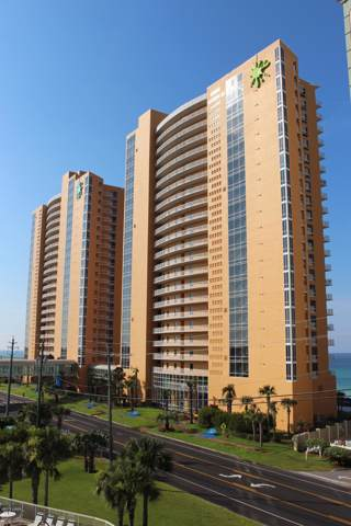 17729 Front Beach Road 1507E, Panama City Beach, FL 32413 (MLS #691980) :: ResortQuest Real Estate