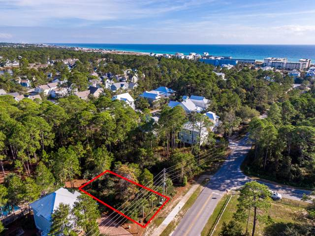 Lot 21B Lakewood Drive, Santa Rosa Beach, FL 32459 (MLS #691986) :: ResortQuest Real Estate
