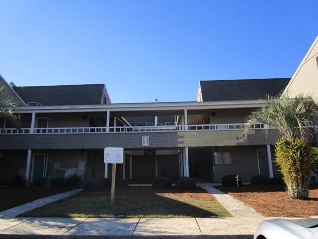 4726 Bay Point Road A201, Panama City Beach, FL 32408 (MLS #692430) :: ResortQuest Real Estate