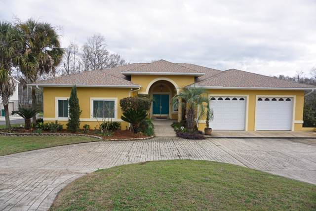 2862 Spring Chase Lane, Marianna, FL 32446 (MLS #692444) :: Team Jadofsky of Keller Williams Success Realty