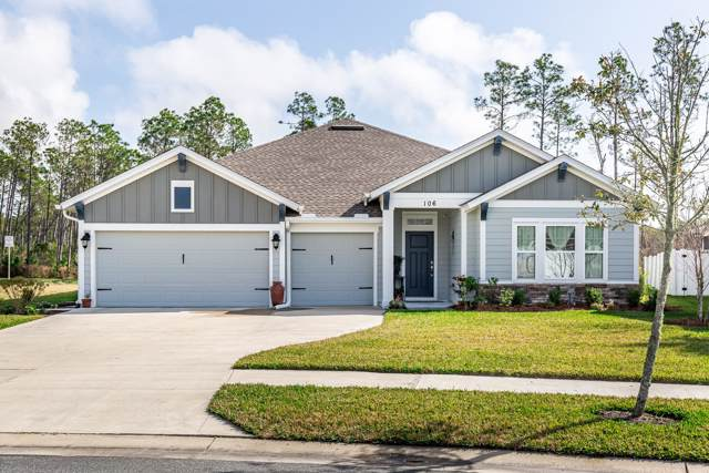 106 Johnson Bayou Drive, Panama City Beach, FL 32407 (MLS #692609) :: Counts Real Estate Group