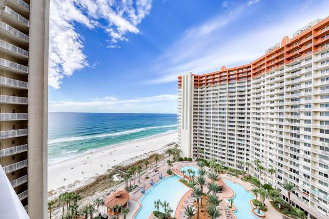9900 S Thomas Drive #2126, Panama City Beach, FL 32408 (MLS #692738) :: Team Jadofsky of Keller Williams Success Realty