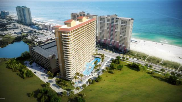 15928 Front Beach Road #606, Panama City Beach, FL 32413 (MLS #692896) :: Counts Real Estate Group