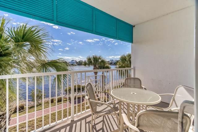 114 Carillon Market Street #202, Panama City Beach, FL 32413 (MLS #692997) :: Berkshire Hathaway HomeServices Beach Properties of Florida