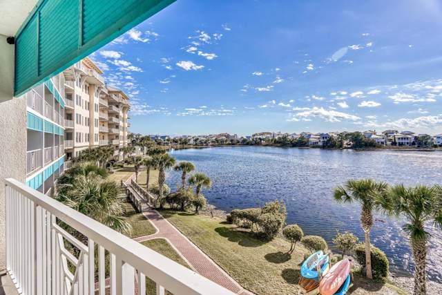114 Carillon Market Street #309, Panama City Beach, FL 32413 (MLS #692998) :: Keller Williams Emerald Coast