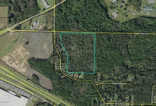 TBD Pooser Road, Marianna, FL 32448 (MLS #693029) :: ResortQuest Real Estate