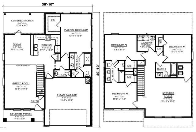 768 Cason Circle Lot 32, Panama City, FL 32405 (MLS #693035) :: Counts Real Estate Group