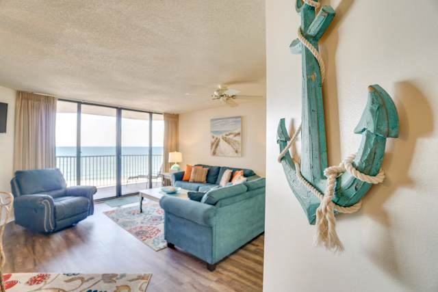 7205 Thomas Drive E703, Panama City Beach, FL 32408 (MLS #693037) :: ResortQuest Real Estate