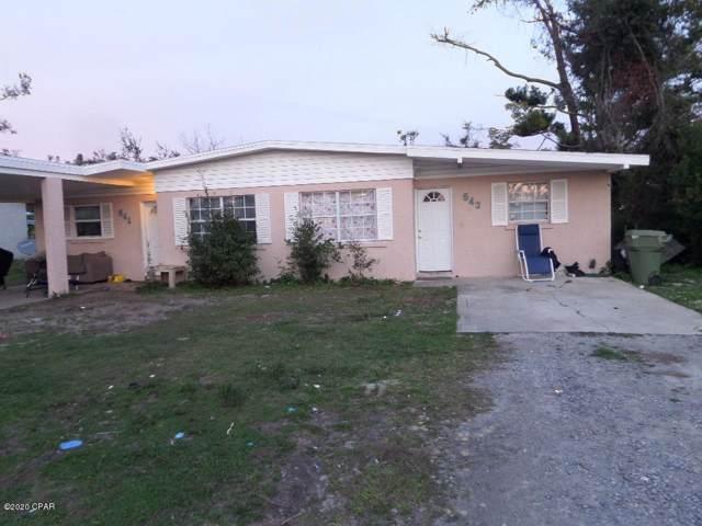543 N 9th Street, Panama City, FL 32404 (MLS #693045) :: Counts Real Estate Group