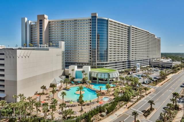 9860 S Thomas Drive #721, Panama City Beach, FL 32408 (MLS #693094) :: Team Jadofsky of Keller Williams Success Realty