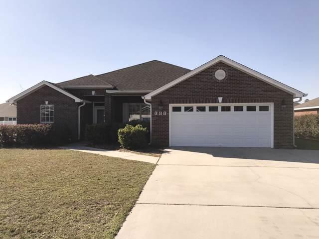 338 Michele Drive, Panama City, FL 32404 (MLS #693109) :: Counts Real Estate Group, Inc.