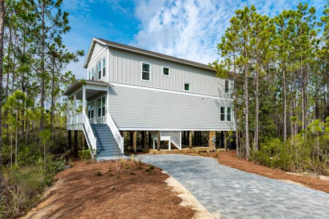 170 Kali Lane Lot 3, Santa Rosa Beach, FL 32459 (MLS #693119) :: ResortQuest Real Estate