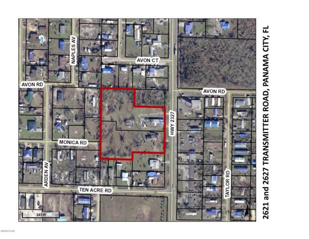 2621/2627 Transmitter Road, Panama City, FL 32404 (MLS #693133) :: ResortQuest Real Estate