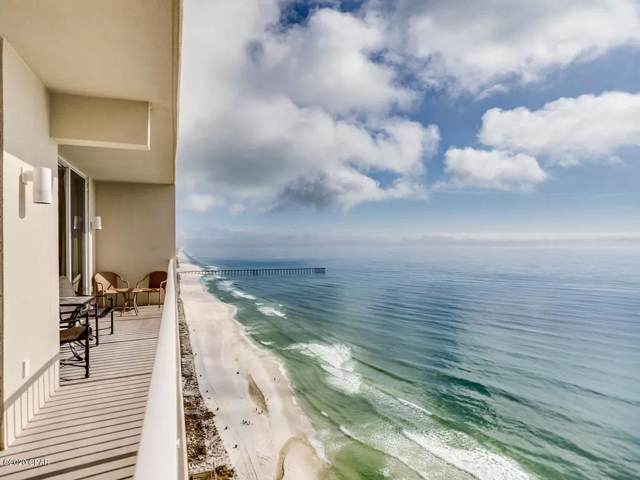 16819 Front Beach Road #2615, Panama City Beach, FL 32413 (MLS #693187) :: Counts Real Estate Group