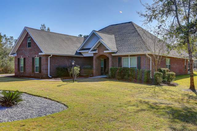 144 Lake Merial Trail, Panama City, FL 32409 (MLS #693214) :: Counts Real Estate Group