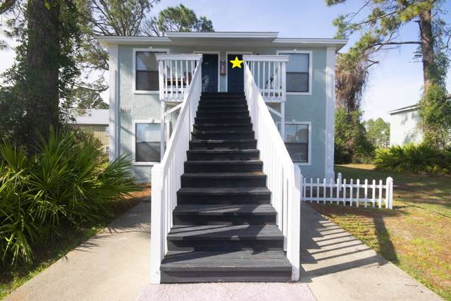 3600 Tiki Drive #415, Panama City Beach, FL 32408 (MLS #693303) :: Keller Williams Emerald Coast