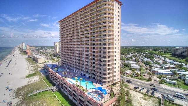 14825 Front Beach Road #1407, Panama City Beach, FL 32413 (MLS #693314) :: Keller Williams Realty Emerald Coast