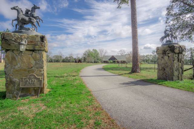 2420 Jenkins Road, Bonifay, FL 32425 (MLS #693520) :: Scenic Sotheby's International Realty