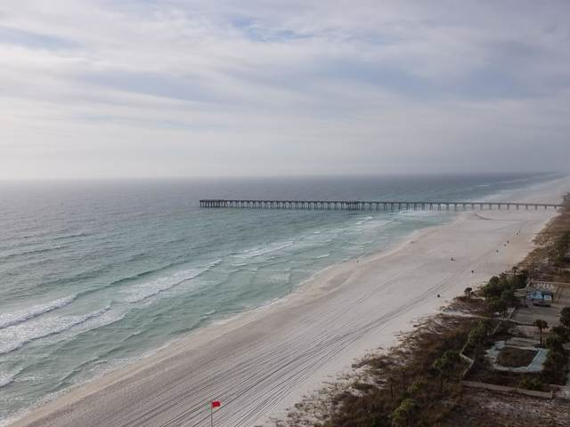 11807 Front Beach Road 1-1403, Panama City Beach, FL 32407 (MLS #693597) :: Team Jadofsky of Keller Williams Success Realty