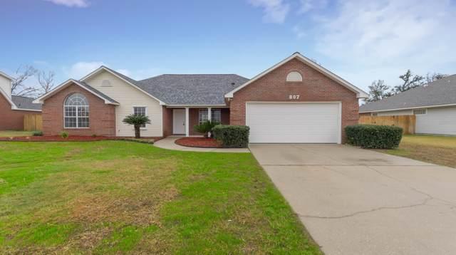 807 Mallory Drive, Panama City, FL 32405 (MLS #693641) :: Counts Real Estate Group, Inc.