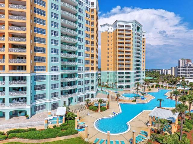 7505 Thomas 712B Drive 712B, Panama City Beach, FL 32408 (MLS #693719) :: Counts Real Estate Group, Inc.