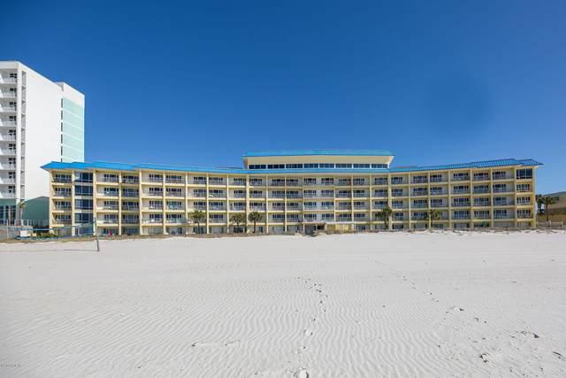 15413 Front Beach Road #420, Panama City Beach, FL 32413 (MLS #693844) :: Counts Real Estate Group, Inc.