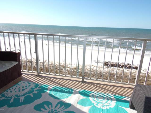 8743 Thomas Drive #703, Panama City Beach, FL 32408 (MLS #693870) :: Counts Real Estate Group, Inc.