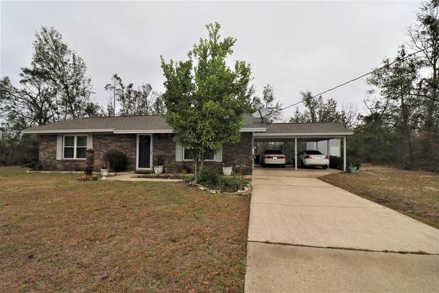 6341 Ammons Lane, Youngstown, FL 32466 (MLS #693891) :: Team Jadofsky of Keller Williams Success Realty