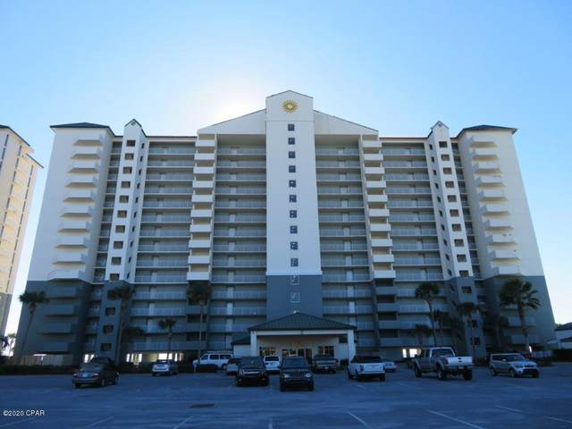 10513 Front Beach Road #1306, Panama City Beach, FL 32407 (MLS #693913) :: ResortQuest Real Estate